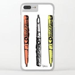 Vaporizer pen Vape Clear iPhone Case