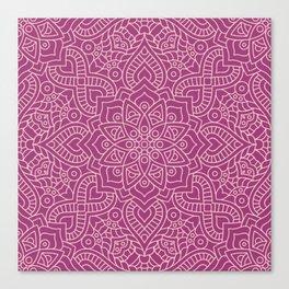 Mandala 18 Canvas Print
