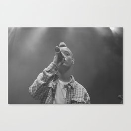Syd The Internet Canvas Print