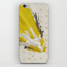The People's Chef (Homage to El Furte of Street Fighter) iPhone & iPod Skin