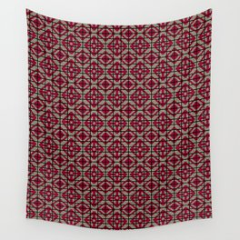 Abstract : TM17021 Wall Tapestry