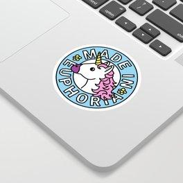 Made in Euphoria Sticker