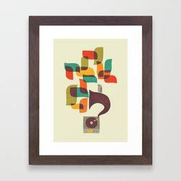 Symphony Framed Art Print