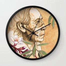 Almendro Wall Clock