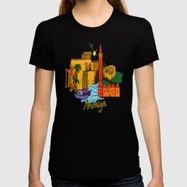 Antalya Turkey T-shirt
