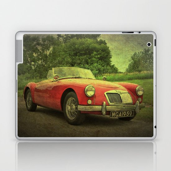 Top Down Laptop & iPad Skin