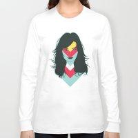 bjork Long Sleeve T-shirts featuring BJORK by Mamut