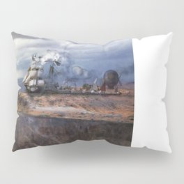 Prepare For Takeoff Pillow Sham