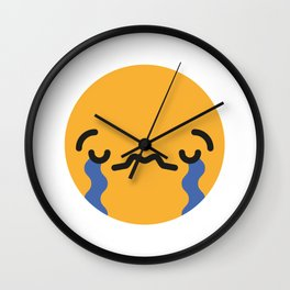 Emojis: Sad Wall Clock