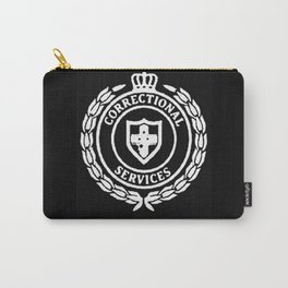 WENTWORTH CORRECTIONAL SERVICES Carry-All Pouch
