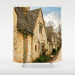 Beautiful Bibury Shower Curtain