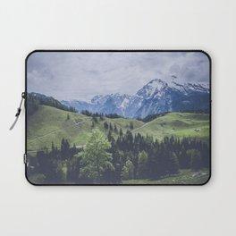 Hintersee lake in Ramsau berchtesgaden oberbayern Laptop Sleeve