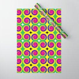 Swirly Pattern 1 Wrapping Paper