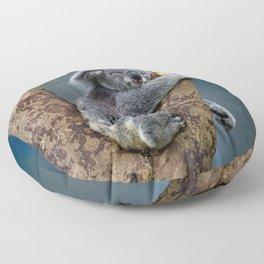 Koala Sieste / Koala Nap Floor Pillow
