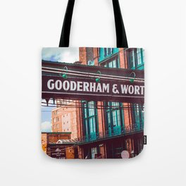 Distillery summer 2017 Tote Bag