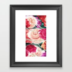 Lanterns Framed Art Print
