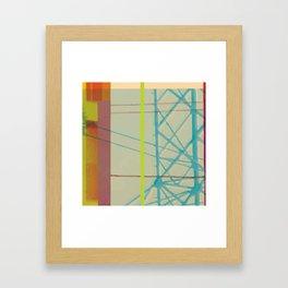 Abstraction VII Framed Art Print
