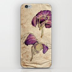 Orchid Delight iPhone & iPod Skin