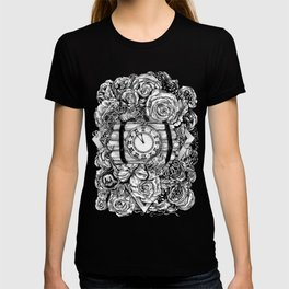 Bomb in the flowers T-shirt