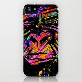 Artistic Ape iPhone Case