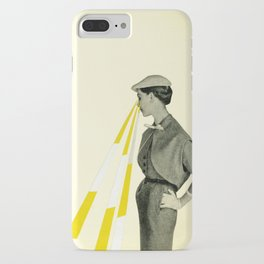 Observing iPhone Case