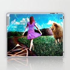 Rivers, Fields & Lions Laptop & iPad Skin
