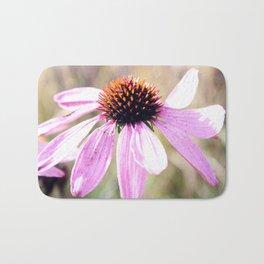 Echinacea Bath Mat