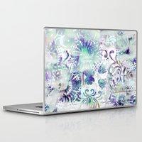 fairy tail Laptop & iPad Skins featuring Fairy Tail by Marta Olga Klara