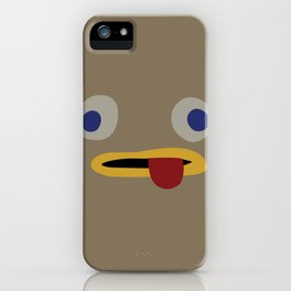 Rock Facts iPhone Case
