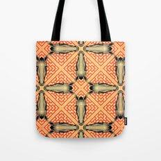 Horse Pattern No 1 Tote Bag