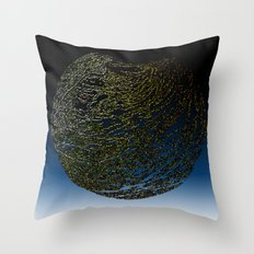 It's in the details... Throw Pillow