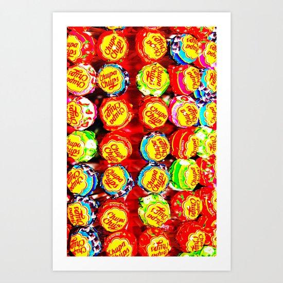 LOLLIPOP - For IPhone - Art Print