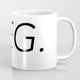 YEG City Code - Edmonton Coffee Mug