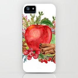 Apple Bouquet iPhone Case