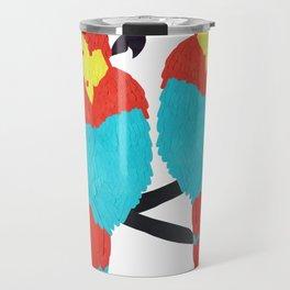 Cuban Macaw. Travel Mug