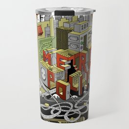 Metropolis  Travel Mug