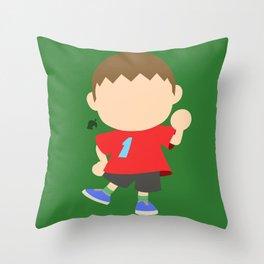 Villager♂(Smash)  Throw Pillow
