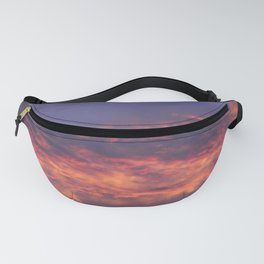 Sunset - Volcano Sky Fanny Pack