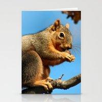 meditation Stationery Cards featuring Meditation by IowaShots