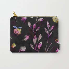 vivid flowers zx Carry-All Pouch
