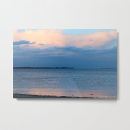 Changing Every Minute Metal Print