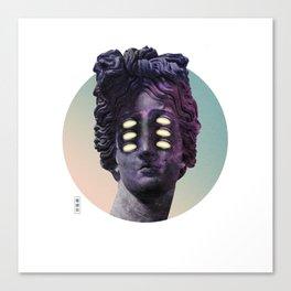 """The Night Crawler"" Canvas Print"