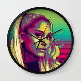 ArianaGrande Wall Clock