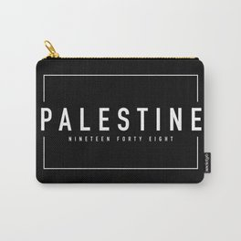 Palestine x Minimalist Carry-All Pouch
