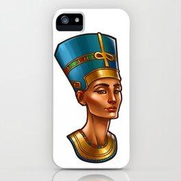 Nefertiti's Quest : Nefertiti iPhone Case