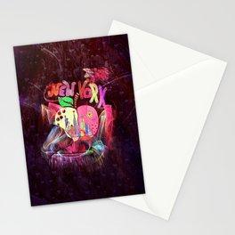 New York Popart by Nico Bielow Stationery Cards