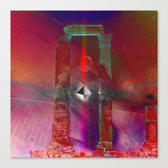 Requiem Canvas Print