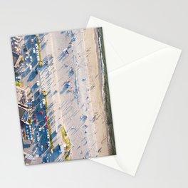 Alki Beach Stationery Cards
