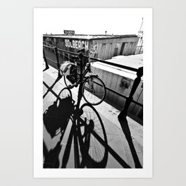 Shadow and Light Art Print