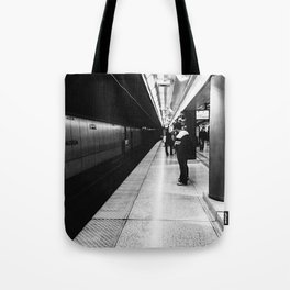 Yonge and University Tote Bag